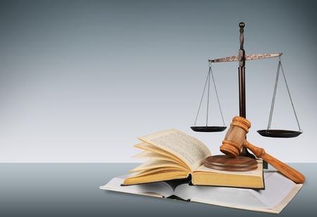 balanza justicia: Ley. Foto de archivo