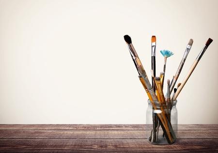 Brush. Banco de Imagens - 47903924