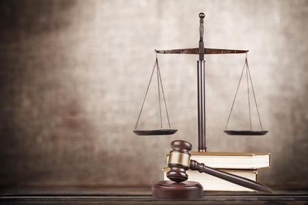 lawyer symbol: Law.
