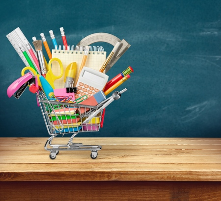 material escolar: Educación.