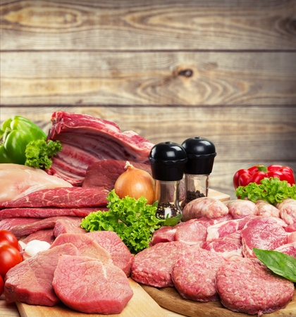 embutidos: Carne.
