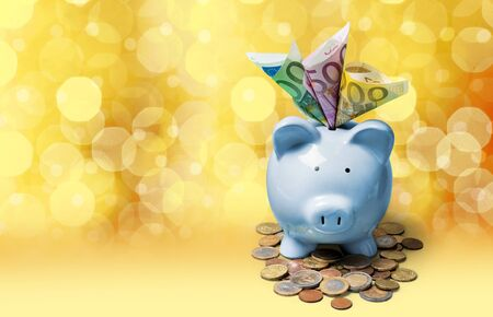 business funds: Euro.