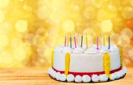 cake: Birthday.