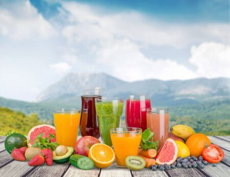 fruitschaal: Fruit.