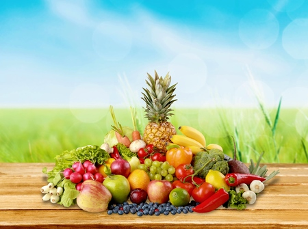 consuming: Fruit.