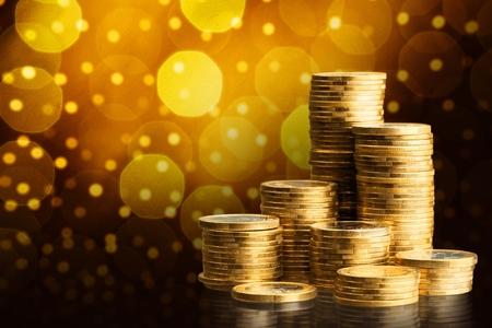 coin stack: Coin.