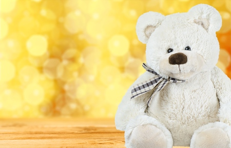 single animal: Teddy Bear.