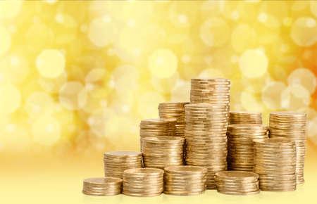british english: Money. Stock Photo