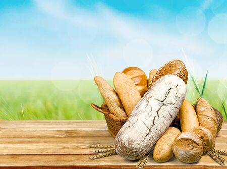 pone: Bread. Stock Photo
