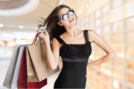 Fashion. Stock Photo