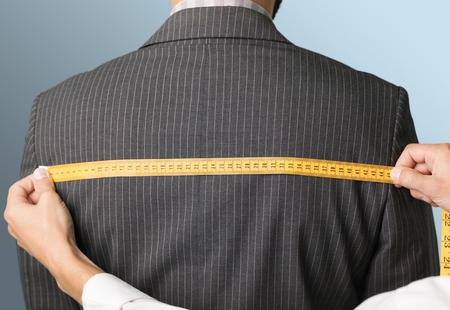 made: Tailoring. Stock Photo