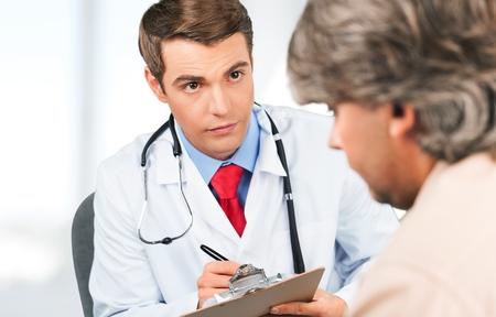 doctor patient: Doctor.