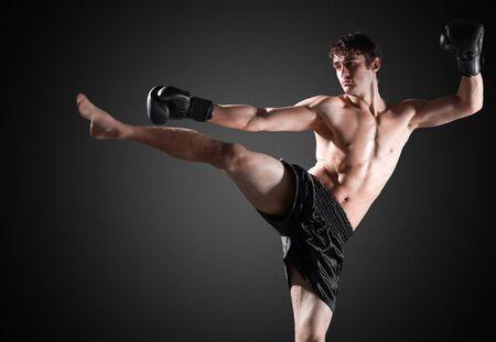 fighting arts: Thai.