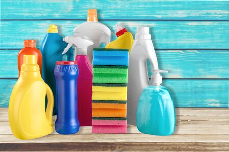 household objects: Cleaning Equipment.