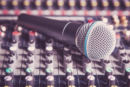 recording studio: Recording Studio.