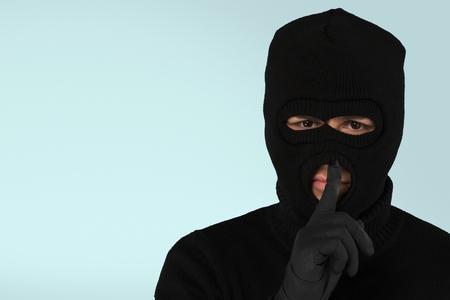 criminal activity: Stealing.