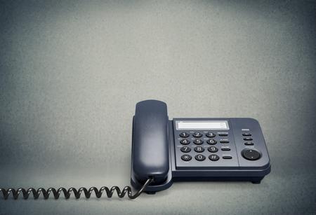 telephone cord: Telephone.