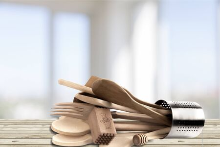 cooking utensil: Kitchen Utensil. Stock Photo