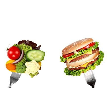 mouthful: Food.