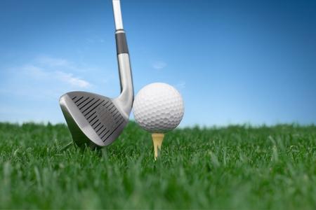golf  ball: Golf.