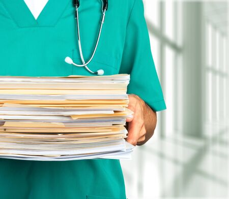 medical occupation: Healthcare And Medicine.