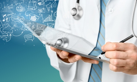 personal digital assistant: Doctor.
