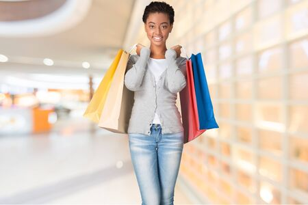 woman bag: Shopping.