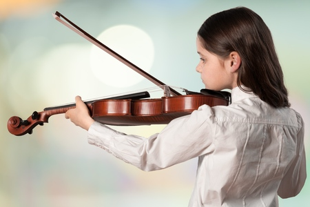 violins: Child.