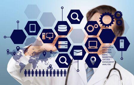 tecnología informatica: Medical.