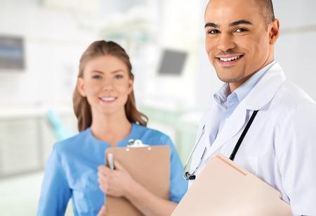 medical occupation: Nurse.