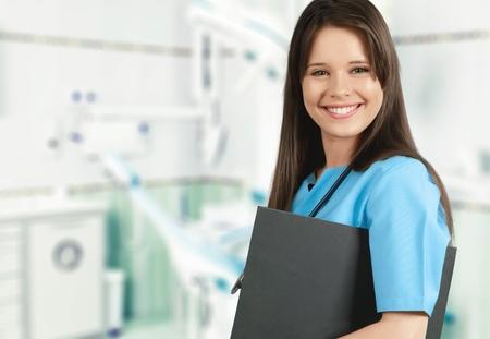 healthcare professional: Nurse.