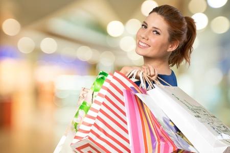 chicas de compras: Ir de compras.