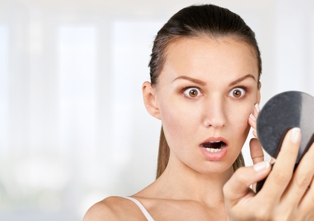 Skin. Standard-Bild
