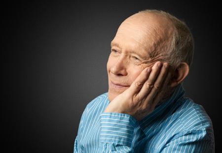 wrinkled: Senior Adult.