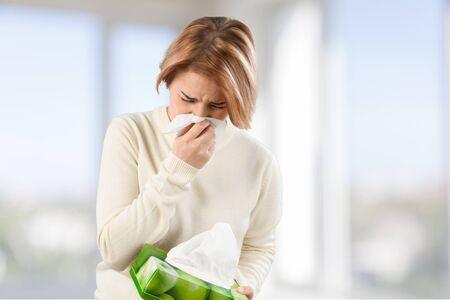 gripe: Enfermedad.