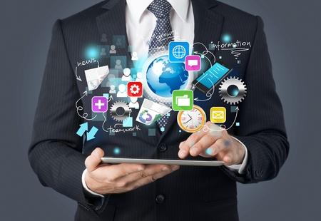 digital: Market.