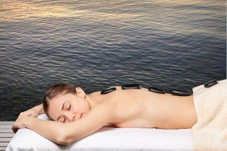 lastone: Massaging.