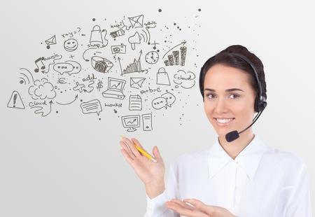 operator: Call Center.