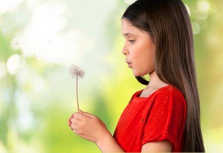 only girls: Child.