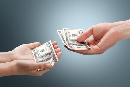 allowance: Allowance. Stock Photo