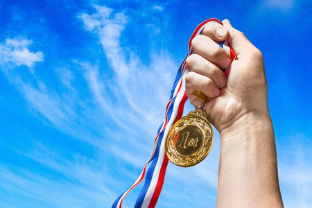 winning idea: Medal.