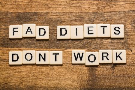 dieta sana: Moda. Foto de archivo