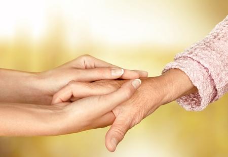zdrowie: Opieka. Zdjęcie Seryjne