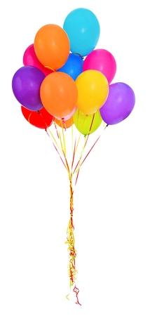 globos de cumplea�os: Globo. Foto de archivo