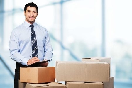 warehouse worker: Business.