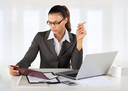 executive women: Women.