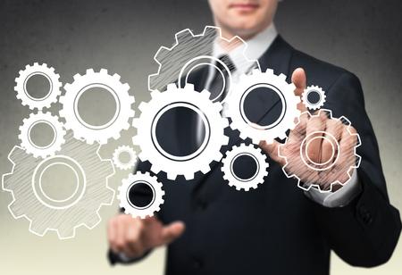liderazgo empresarial: Consultor.