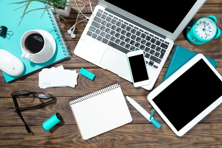 app: Laptop. Stock Photo