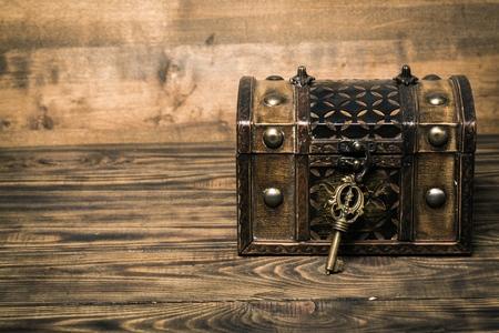 Lock. Standard-Bild