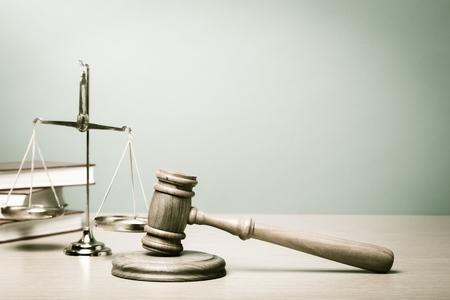 Lawyer. Foto de archivo